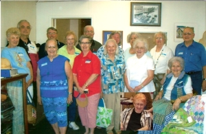 WCGS members tour historical museum
