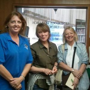 Delene Allen, Sissy Spacek, Maryanne Vollers